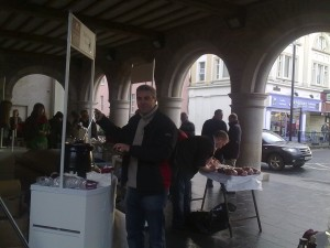 Mulled Wine @ Tipperary Food Producers Chrismtas Market