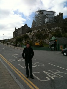 Samuel at the Rock of Cashel