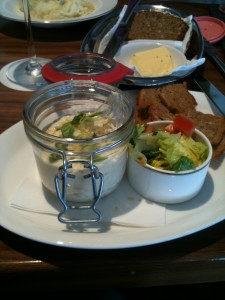 Potted Monkfish Cliff House