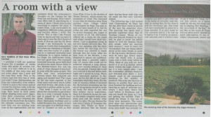 Red Nose Wine Article - Nationalist July 29 2010