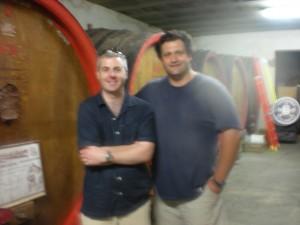 Gary Gubbins and Nicholas Boiron C de Pape 2009