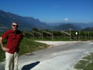 Gary Gubbins of Red Nose Wine visits Franz Haas in Alto Adige
