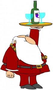 Santa_with_wine