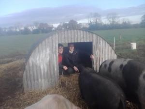 Ella Mcsweeney visits Crowes Farm