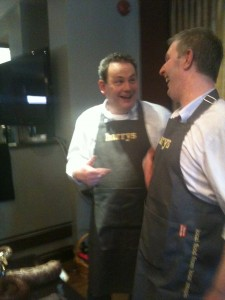Tipps best butchers enjoy a laugh
