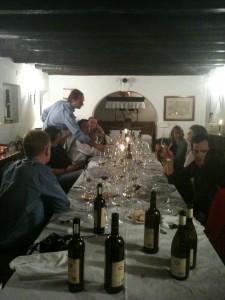 Andrea Felluga hospitality
