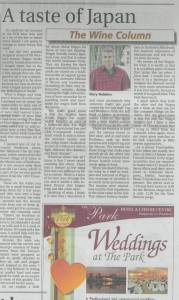 Red Nose Wine Article - Nationalist Apr 13 2011
