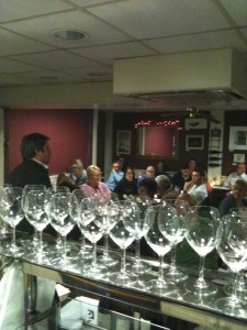 Samuel talks about his beloved Gassac wines