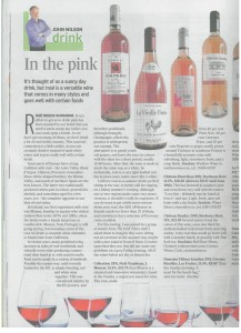 Bauduc Rose Irish Times June 2012