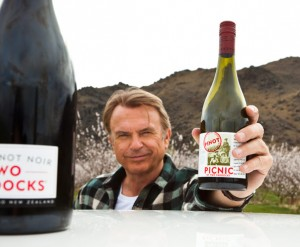 Sam Neill and the fruits of the vine