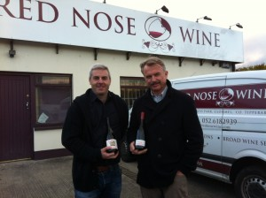 Sam Neill visits Red Nose Wine