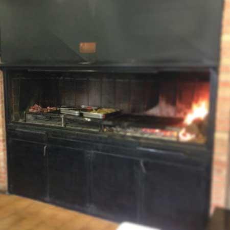 A BBQ in Valencia