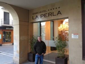 Hemingway's Hotel Pamplona