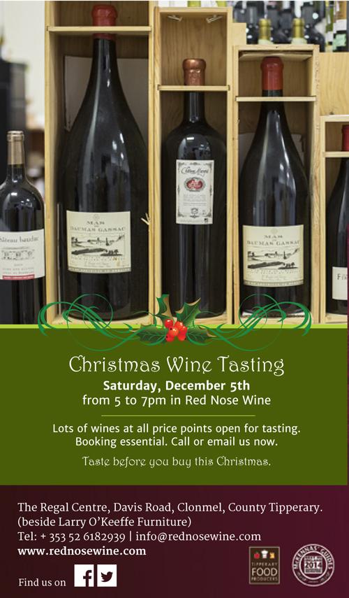 Christmas-Wine-Tasting