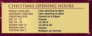 Chrismtas-Opening-Hours