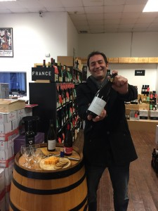 Nicolas Bergasse at RED NOSE WINE