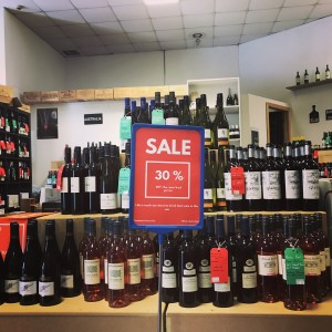 Wine SALE 30% OFF