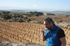 Carlos the winemaker among his precious vines