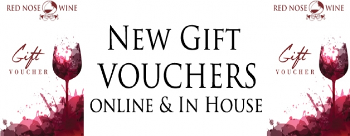 New Gift Vouchers Online and In house