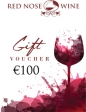 Red Nose Wine Voucher €100