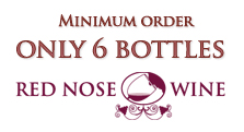 Online Wine 6 bottle minimum order ireland